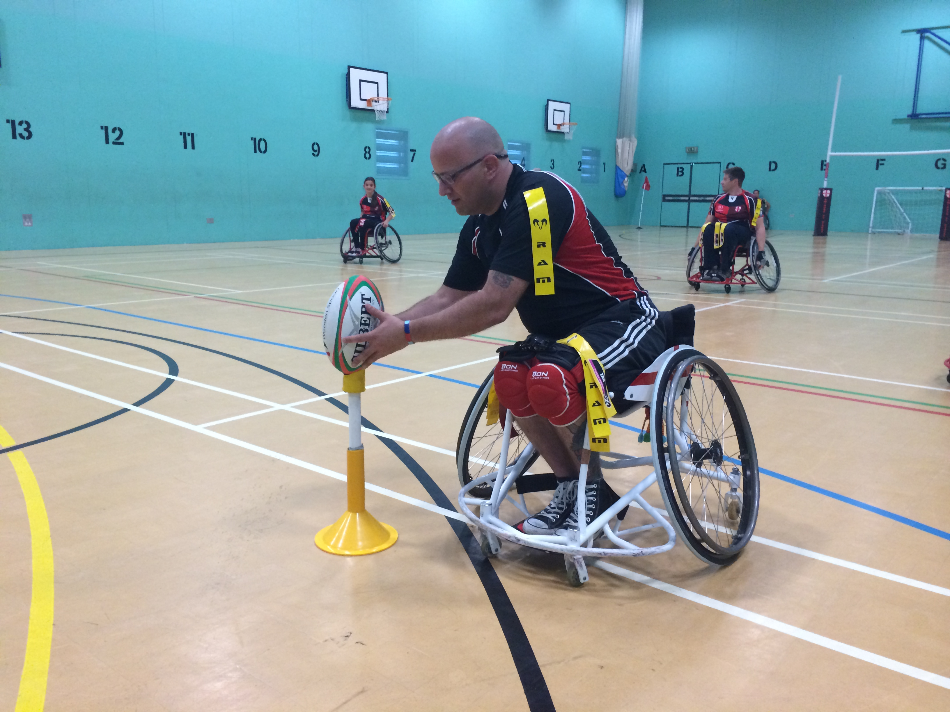 Swindon St George Wheelchair Rugby Club